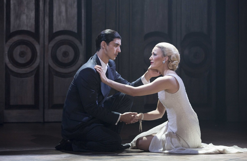 Evita Chicago Review