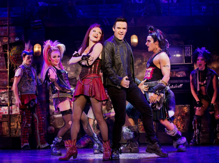 We Will Rock You Chicago Theater Review