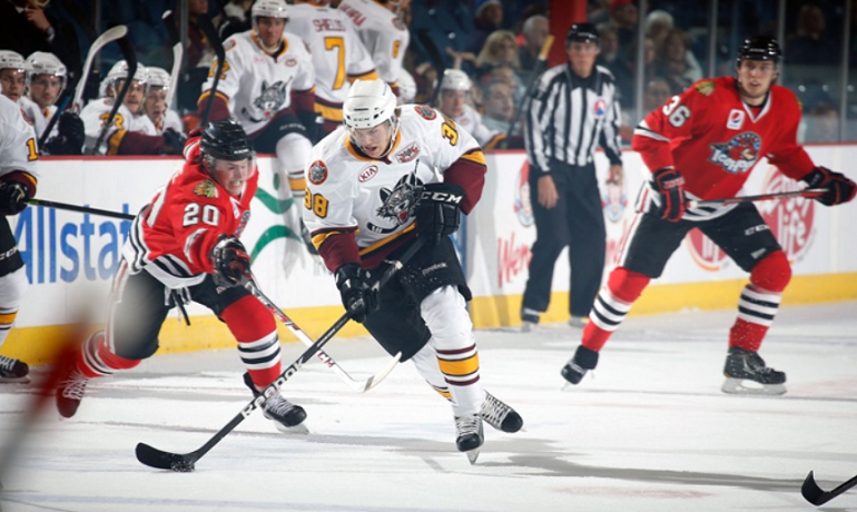 Chicago Wolves Hockey Game Deals