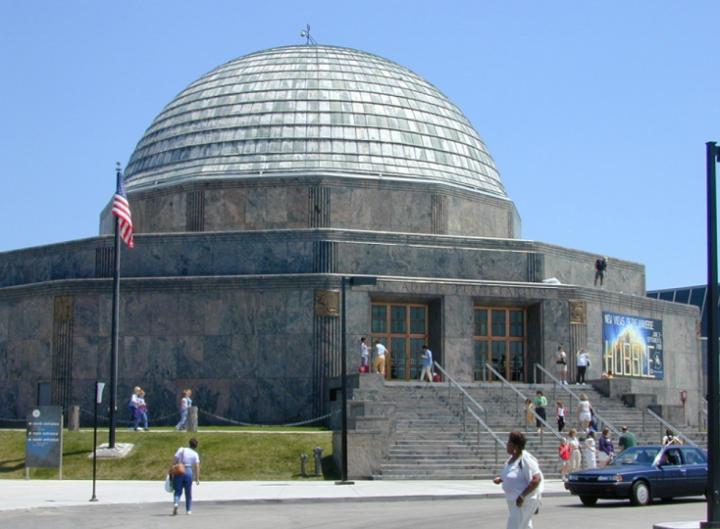 adler planetarium free days 2017
