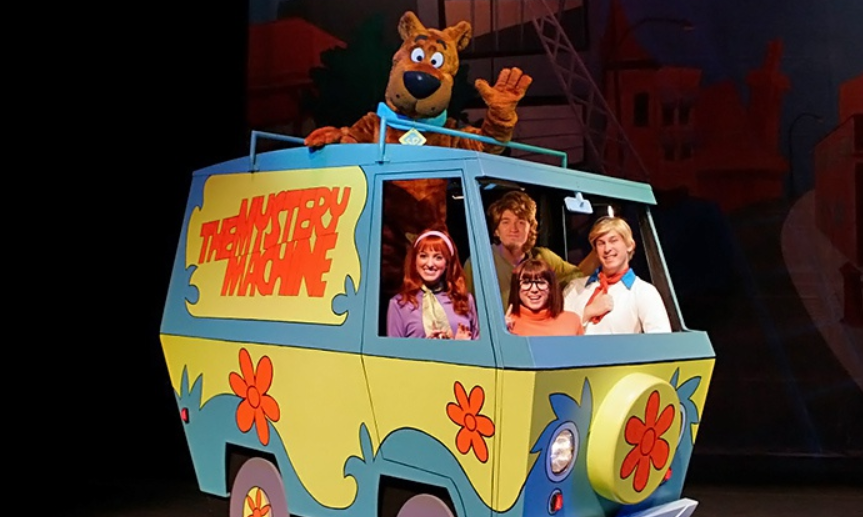 Scooby-Doo Live Musical Mysteries Chicago Discount