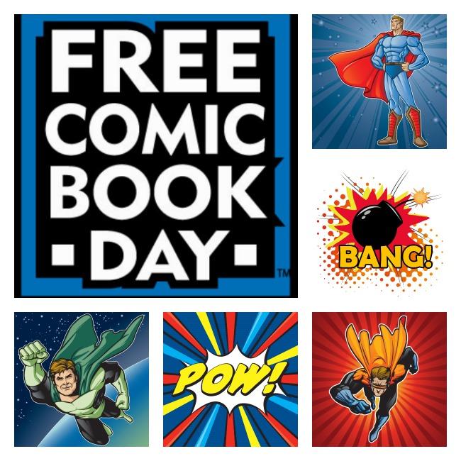 Free Comic Book Day España: Free Comic Book Day 2014