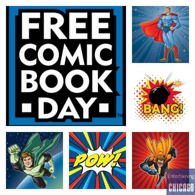 Free Comic Book Day 2015: Free Comic Book Day 2014