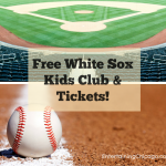 Free White Sox Kids Club And Baseball Game Tickets!