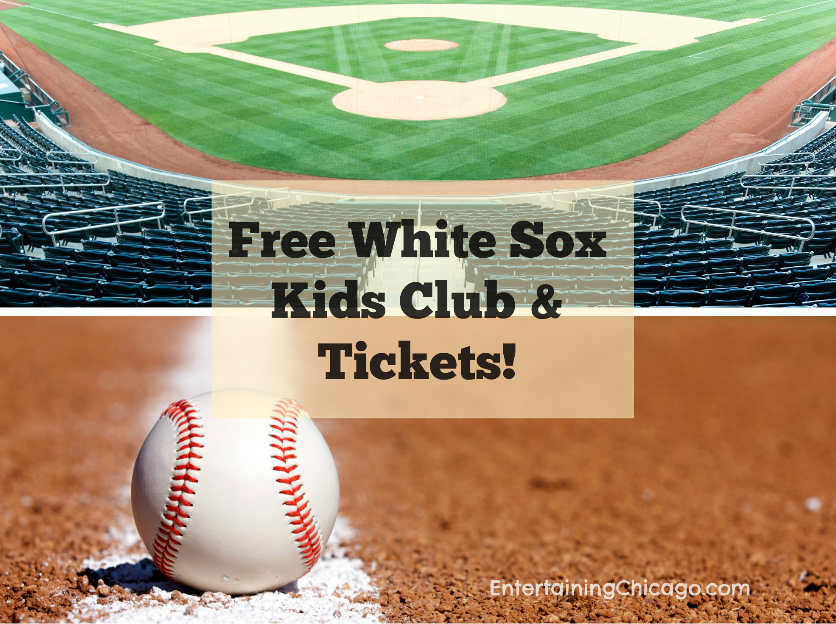 Free White Sox Kids Club