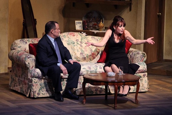 Last Of The Red Hot Lovers Chicago Review