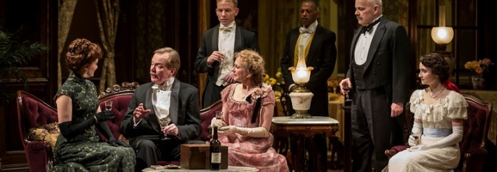 Goodman Theatre The Little Foxes Review