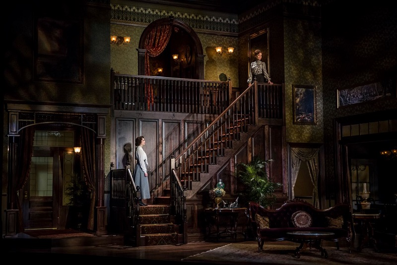 The Little Foxes Chicago Review