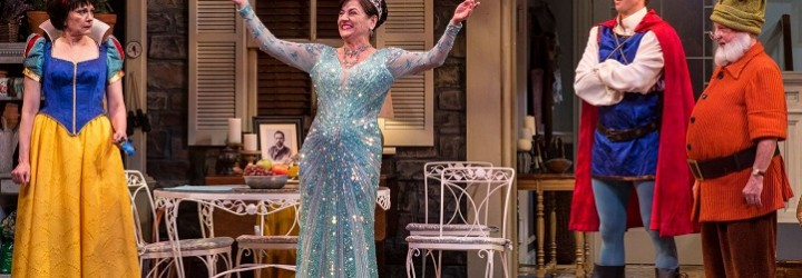 Vanya And Sonia And Masha And Spike Chicago Review