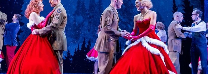 White Christmas Review Chicago