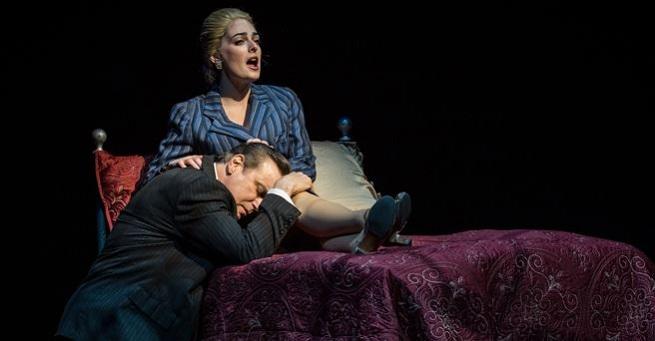 Marriott Lincolnshire Evita Review Chicago