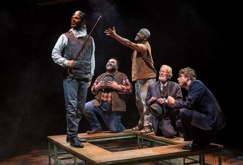 Man Of Lamancha Review Chicago