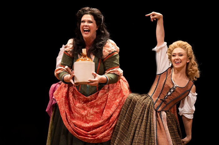 Bea in Something Rotten!